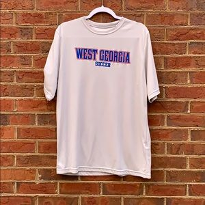 Tops - West Georgia soccer dri fit shirt